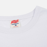 Мужская футболка TSPTR Joe Cool Los Angeles White фото- 1
