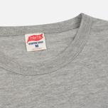 Мужская футболка TSPTR King Kong Company Pocket Grey Marl фото- 1