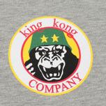 Мужская футболка TSPTR King Kong Company Pocket Grey Marl фото- 2