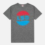 Мужская футболка TSPTR LSD Print Grey Marl фото- 0
