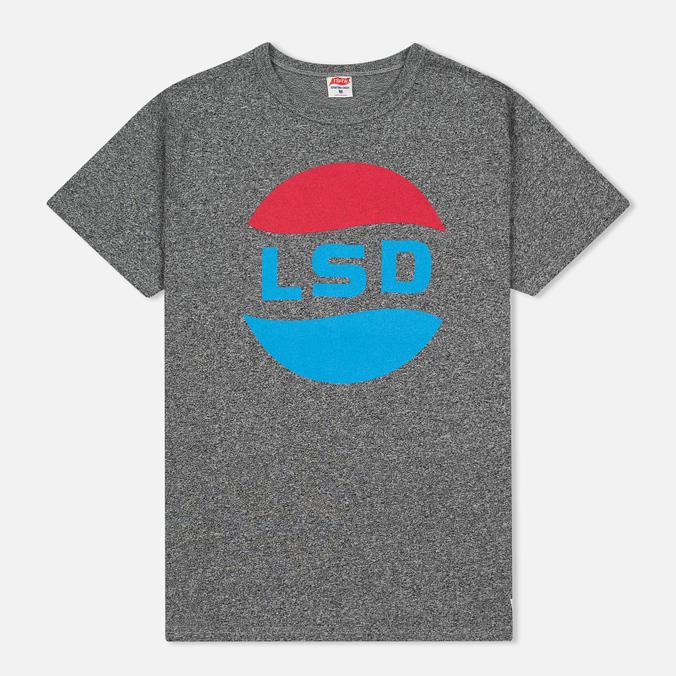 Мужская футболка TSPTR LSD Print Grey Marl