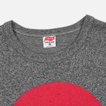 Мужская футболка TSPTR LSD Print Grey Marl фото- 1