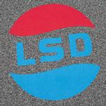 Мужская футболка TSPTR LSD Print Grey Marl фото- 2