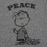 Мужская футболка TSPTR Peace Grey Marl фото- 2