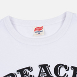 Мужская футболка TSPTR Peace White фото- 1