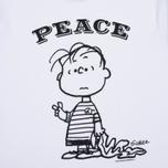 Мужская футболка TSPTR Peace White фото- 2