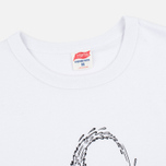 Мужская футболка TSPTR Popeye Spinach White фото- 1