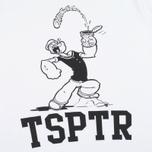Мужская футболка TSPTR Popeye Spinach White фото- 2