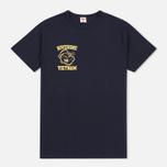 Мужская футболка TSPTR Riverine Pocket Navy фото- 0