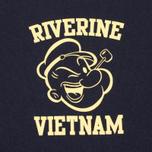 Мужская футболка TSPTR Riverine Pocket Navy фото- 2