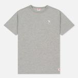 Мужская футболка TSPTR Snoopy Applique Grey Marl фото- 0
