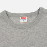 Мужская футболка TSPTR Snoopy Applique Grey Marl фото- 1