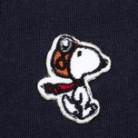 Мужская футболка TSPTR Snoopy Flying Ace Applique Navy фото- 3