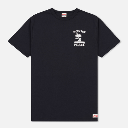 Мужская футболка TSPTR Snoopy San Diego Dark Navy