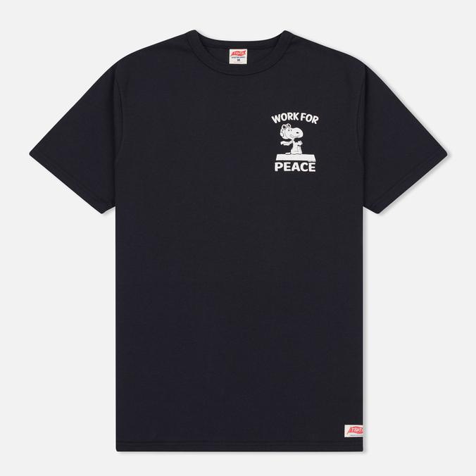 Мужская футболка TSPTR Snoopy San Diego Dark Navy