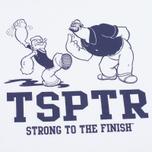 Мужская футболка TSPTR Strong To Finish White фото- 2