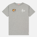 Мужская футболка TSPTR Suka Snoopy Japan Grey Marl фото- 0