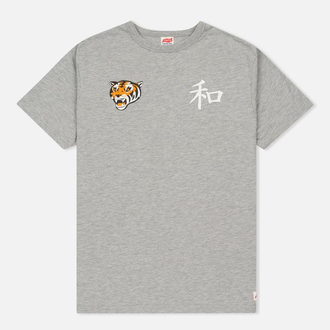 Мужская футболка TSPTR Suka Snoopy Japan Grey Marl
