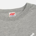 Мужская футболка TSPTR Suka Snoopy Japan Grey Marl фото- 1