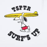 Мужская футболка TSPTR Surfs Up White фото- 1