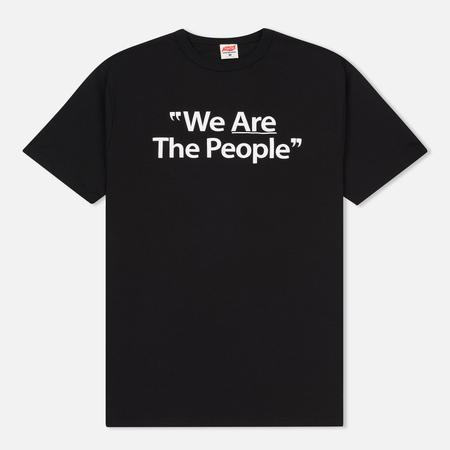 Мужская футболка TSPTR We Are The People Black