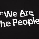 Мужская футболка TSPTR We Are The People Black фото- 2