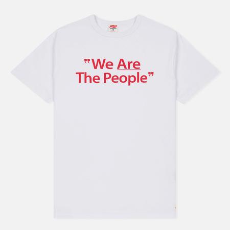 Мужская футболка TSPTR We Are The People White