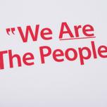 Мужская футболка TSPTR We Are The People White фото- 2