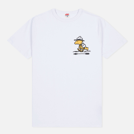 TSPTR Woodstock Ranger Men's t-shirt White