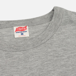 Мужская футболка TSPTR x Peanuts Vintage New York City Pack Grey Marl фото- 1