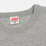 Мужская футболка TSPTR x Peanuts Vintage Tokyo City Pack Grey Marl фото- 1