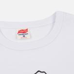 Мужская футболка TSPTR x Peanuts Vintage Tokyo City Pack White фото- 1