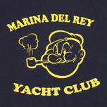 Мужская футболка TSPTR Yacht Club Navy фото- 2