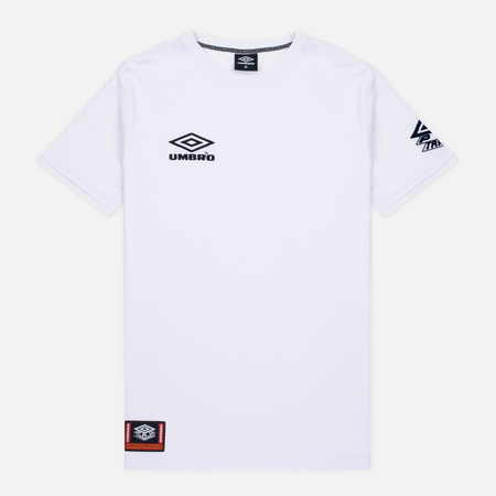Мужская футболка Umbro Pro Training Aerotex White