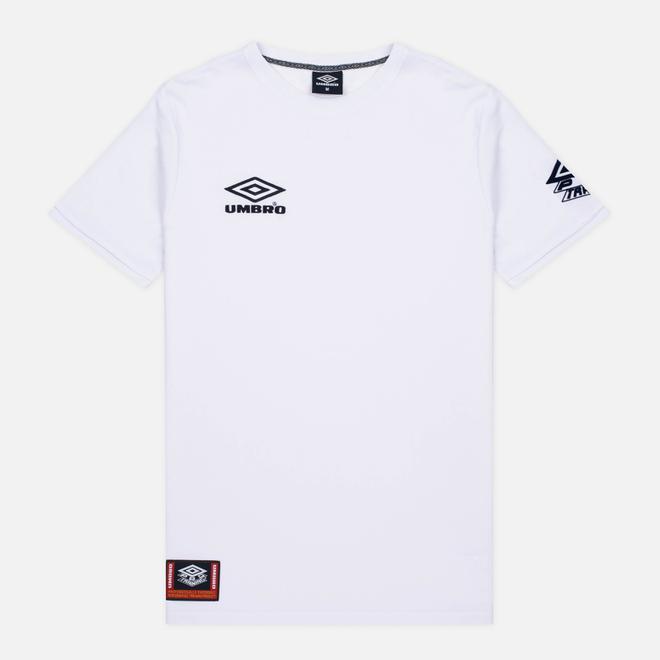 Мужская футболка Umbro Pro Training Aerotex White