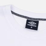 Мужская футболка Umbro Pro Training Aerotex White фото- 1