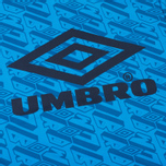 Мужская футболка Umbro Pro Training Pro Copa Royal фото- 2