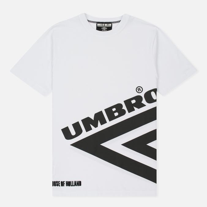 Мужская футболка Umbro x House Of Holland Half Diamond White