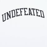 Мужская футболка Undefeated 3/4 Field Raglan Black фото- 2