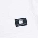 Мужская футболка Undefeated 3/4 Field Raglan Black фото- 3