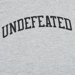Мужская футболка Undefeated 3/4 Field Raglan Navy фото- 2