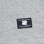Мужская футболка Undefeated 3/4 Field Raglan Navy фото- 4