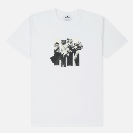 Мужская футболка Undefeated 5 Strike Rumble White