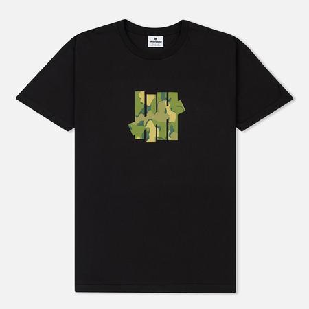 Мужская футболка Undefeated Camo 5 Strike Black