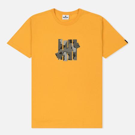 Мужская футболка Undefeated Camo 5 Strike Gold