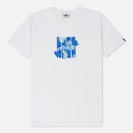 Мужская футболка Undefeated Camo 5 Strike White
