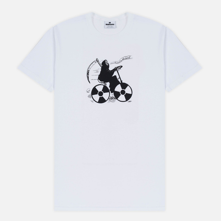 Мужская футболка Undefeated Death Roll White