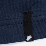 Мужская футболка Undefeated Differences Navy фото- 3