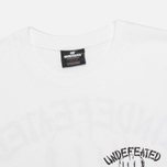 Мужская футболка Undefeated Fight Club White фото- 2