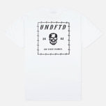 Undefeated Go Ugly Early Men's T-shirt White photo- 4